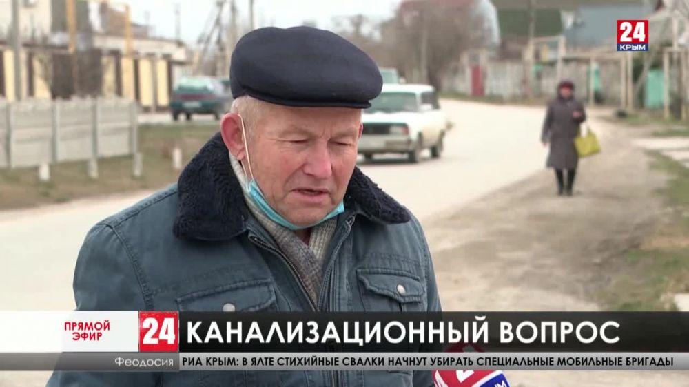 Почему улицы Приморского погрязли в нечистотах?