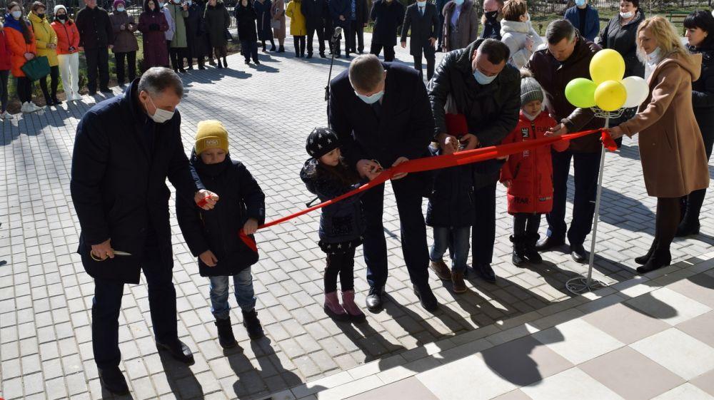 Владимир Константинов с рабочим визитом посетил город Джанкой
