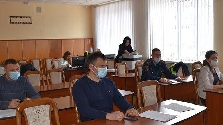 Состоялось заседание рабочей группы по проверке деятельности организаций и индивидуальных предпринимателей, осуществляющих вывоз жидких коммунальных отходов