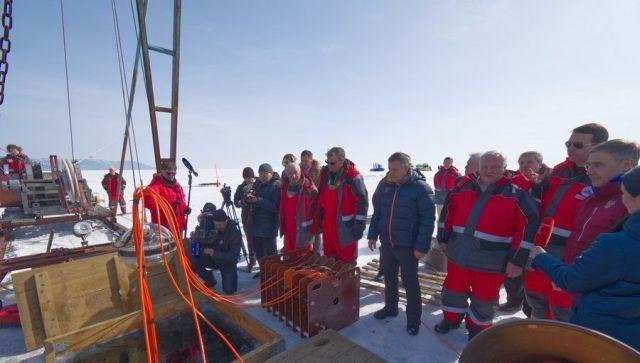 На Байкале запустили уникальный научный проект по поиску нейтрино