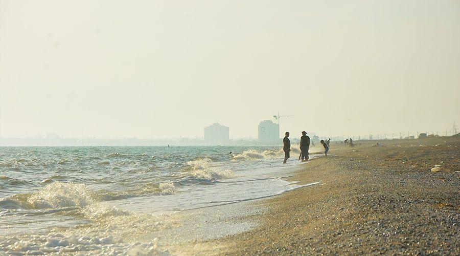 Туристический кластер собираются построить на западном побережье Крыма