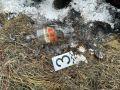 Трое симферопольцев убили мужчину, а затем подожгли тело
