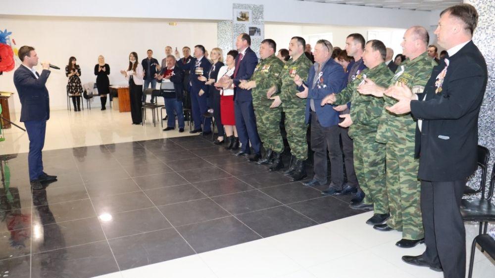 Состоялось торжественное мероприятие, приуроченное ко Дню Общекрымского референдума 2014 года и 7 годовщине воссоединения Крыма с Россией