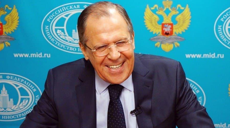 Будущее Крыма навсегда связано в Россией, уверен глава МИД Лавров