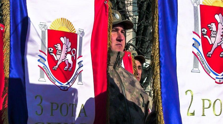 Хроника Крымской весны: каждый шаг возвращения в Россию