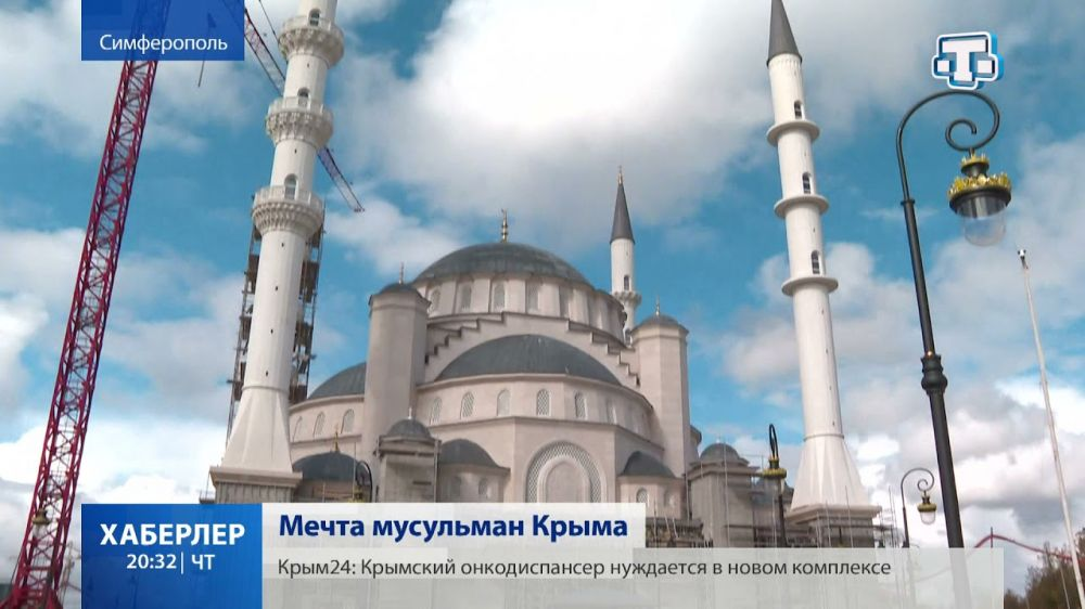 Владимир Путин пообещал приехать на открытие Соборной мечети