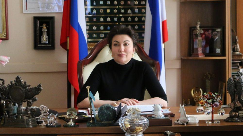 Арина Новосельская приняла участие в заседании комиссии Государственного Совета Российской Федерации по направлению «Культура»