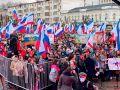 7-я годовщина Крымской весны. Концерт в Симферополе (видеозапись от 18 марта 2021 года)