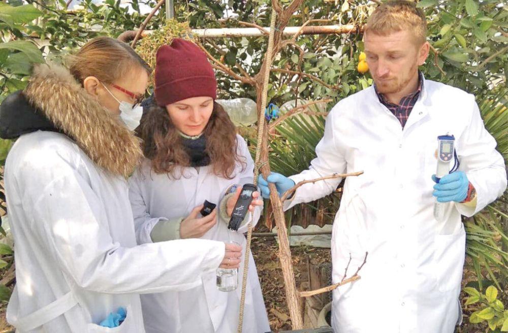 Крымские учёные проанализировали десять проб из скважин в разных уголках полуострова.
