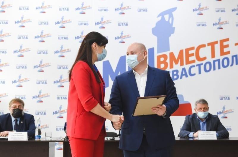 Михаил Развожаев отметил работу севастопольских журналистов