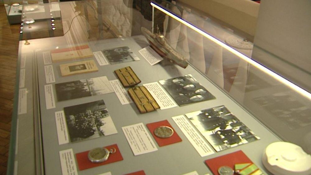 В Севастополе открылась выставка, посвящённая подводникам-черноморцам