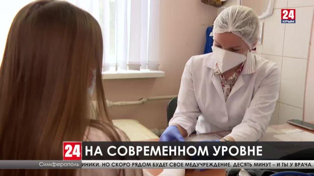 Когда в Симферополе появится новая поликлиника?
