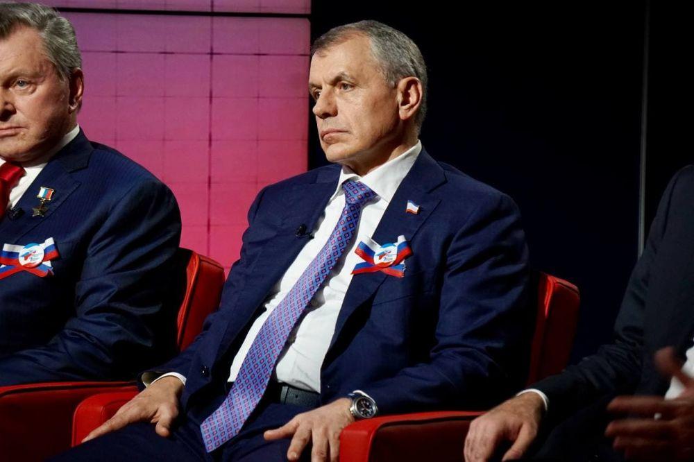 Спикер крымского парламента обвинил Украину в беспамятстве и призвал расследовать преступление в Одессе