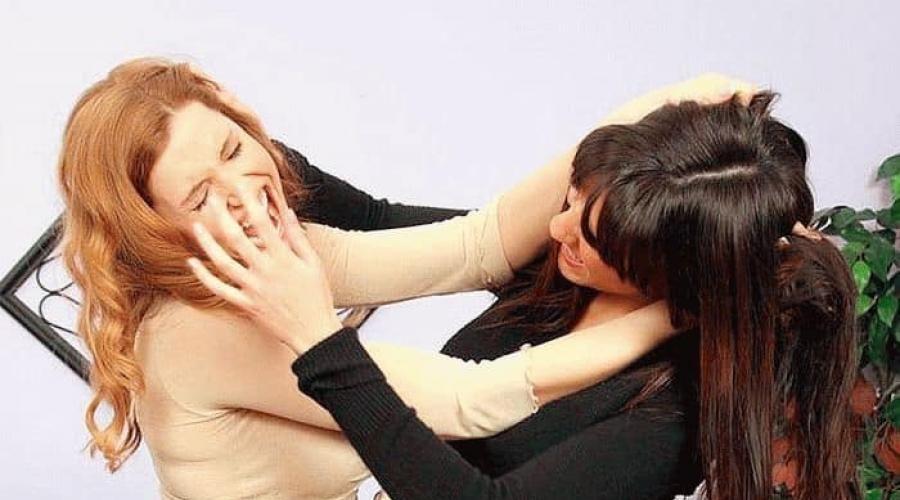 В Севастополе две женщины подрались из-за жениха