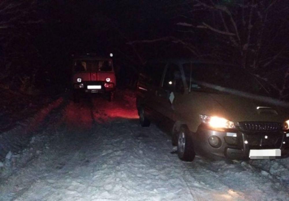 С плато Ай-Петри в Крыму спасатели эвакуировали 17 человек