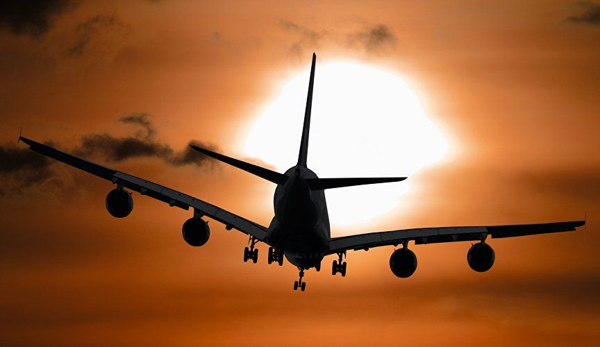 На майские праздники авиатуристы выбирают Симферополь