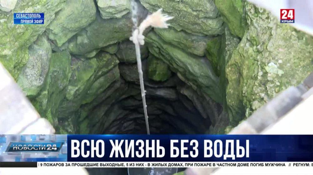 Впервые с централизованным водоснабжением: в селе Камышлы заканчивают строительство трубопровода