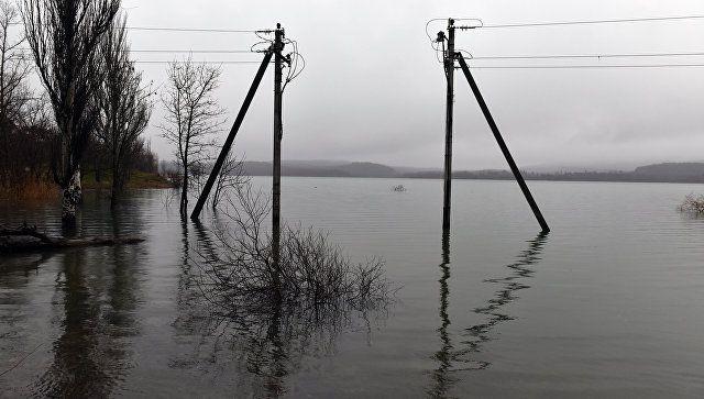 На Кубани объявлено штормовое предупреждение: ждут ливни и подтопления