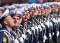 450 курсантов из Севастополя примут участие в Параде Победы в Москве