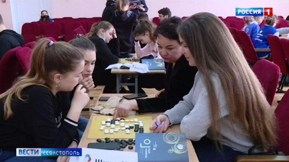 Команда Севастополя будет участвовать в чемпионате мира по игре в го