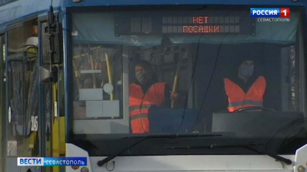В Севастополе первоклассных водителей троллейбусов станет больше
