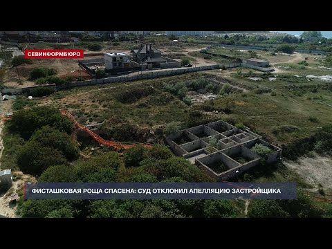 Фисташковая роща спасена: севастопольский суд отклонил апелляцию застройщика