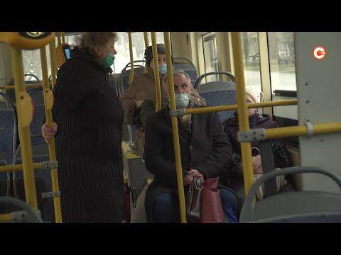Как общественный транспорт справлялся с коронавирусом последний год? (СЮЖЕТ)