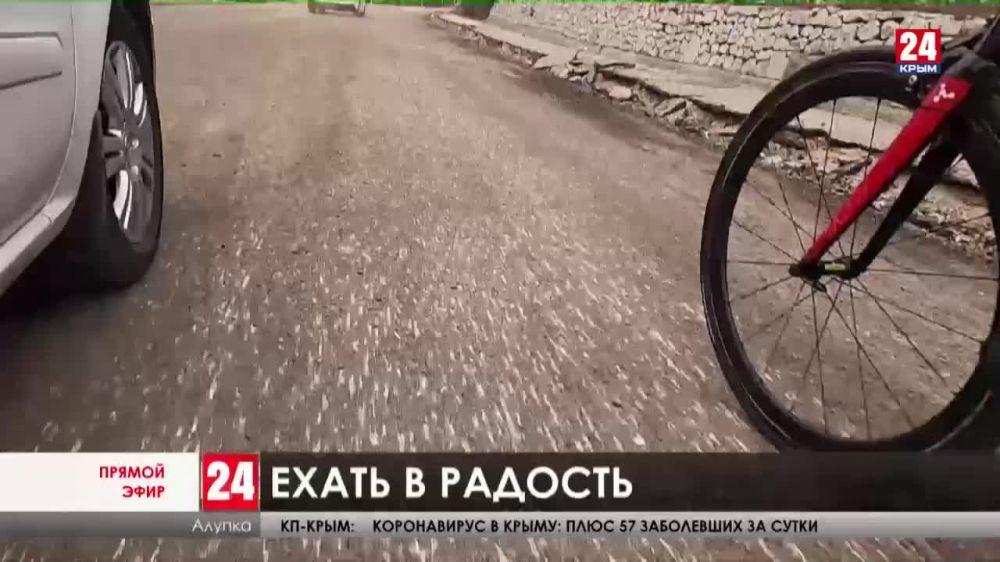В Ялте стартовал масштабный ремонт дорог. Где сейчас работает строительная техника?