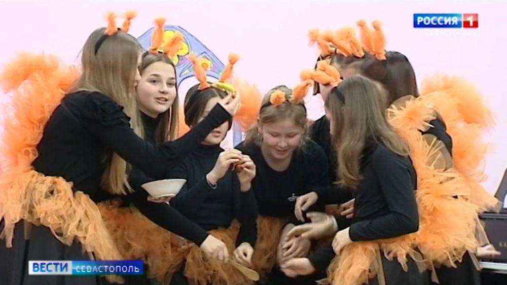 В Севастополе поставили оперу «Карлик Нос»