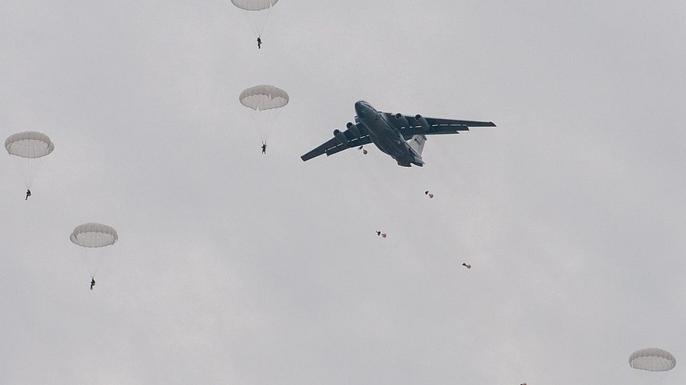 В Крыму разместится новый полк воздушно-десантных войск