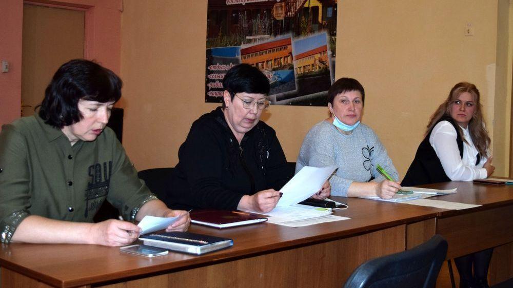 Татьяна Шамрай провела совещание с главами сельских поселений Раздольненского района