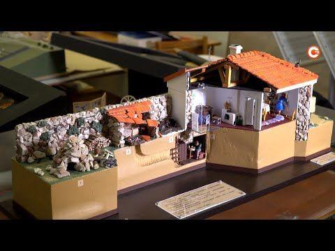 Миниатюрную копию дома севастопольских подпольщиков создали в Музее обороны (СЮЖЕТ)