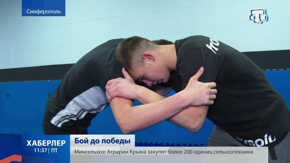Крымские спортсмены заняли призовые места на чемпионате в Казани