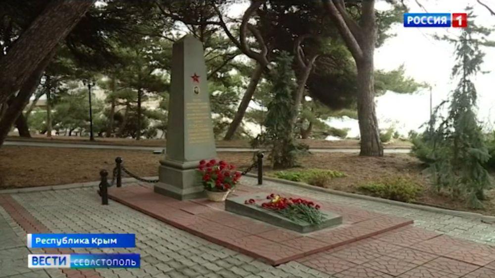 Памятник герою обороны Севастополя установят в мае