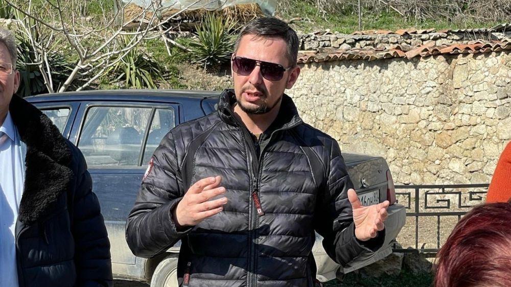 Дмитрий Скобликов провел встречу с жителями