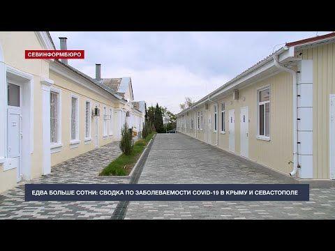 В Севастополе за сутки коронавирусом заболели 37 человек, один умер