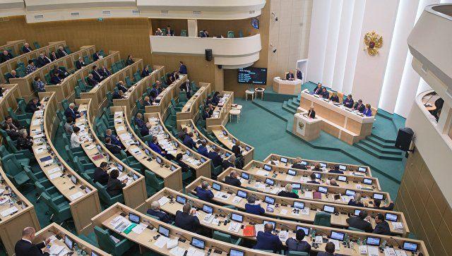 В Совфеде оценили заявление Кравчука о подаче воды в Крым