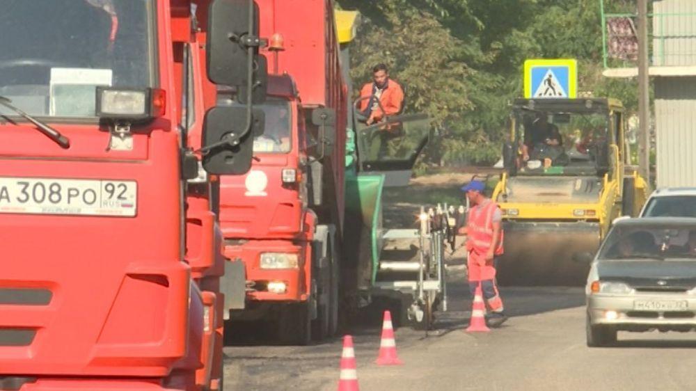 В Севастополе проверят качество новых дорог
