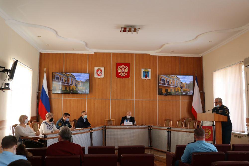 Профилактика пожаров в многодетных семьях - на контроле МЧС России