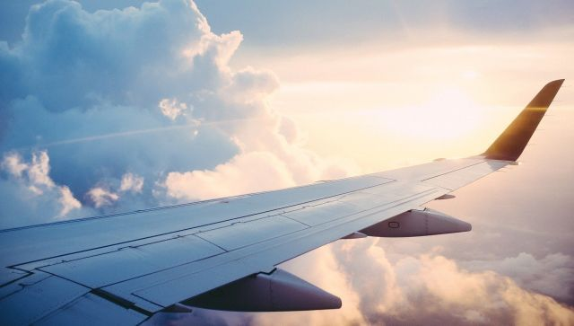 Самолет с неисправными закрылками приземлился в аэропорту Краснодара