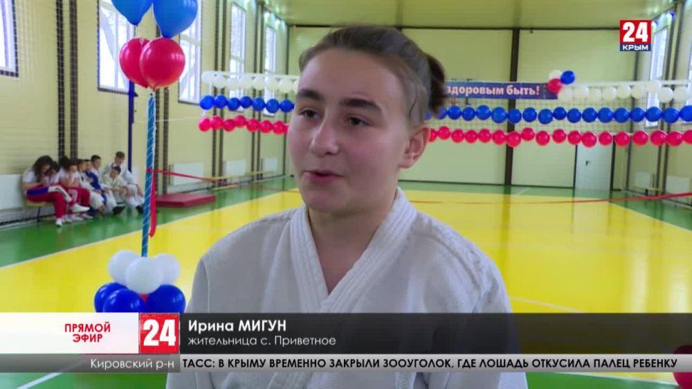 Новый спортивный зал и Дом культуры. Как меняется инфраструктура в сёлах Кировского района?