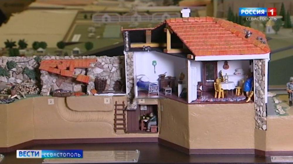 Для чего и из чего делают макеты музеев Севастополя
