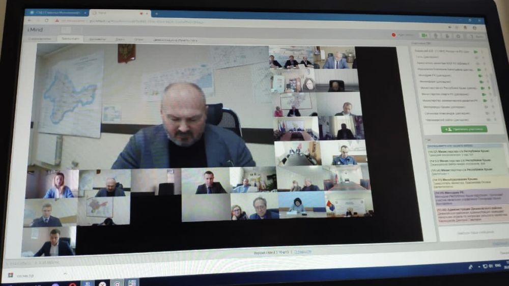 В режиме видеоконференцсвязи проведено совещание оргкомитета IX открытого чемпионата России по пахоте
