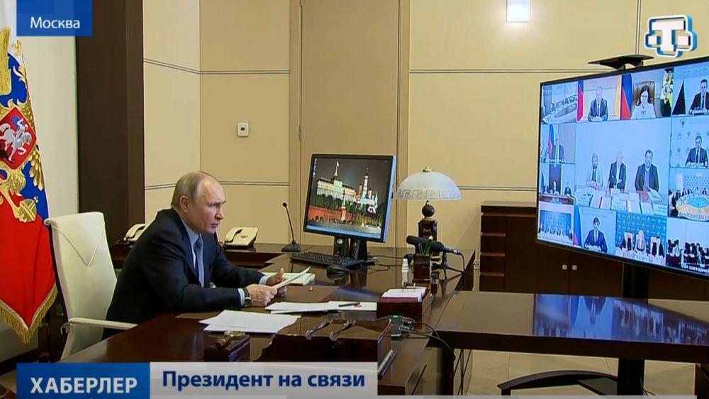 Президент на связи: ключевые моменты Совета по межнациональным отношениям