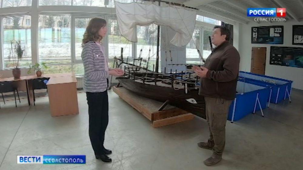 Об уникальных археологических находках у берегов Сирии рассказали в СевГУ