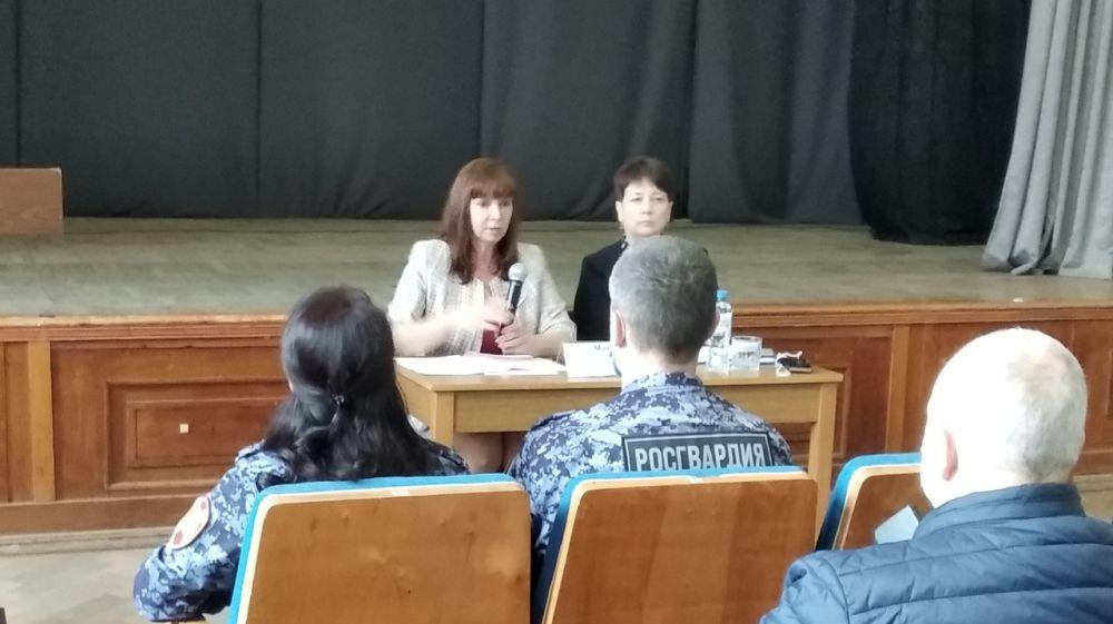 Состоялось расширенное заседание Совета по вопросам безопасности музейных учреждений
