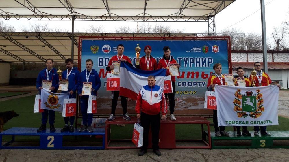 В Евпатории прошли Всероссийские соревнования по городошному спорту «Меткие биты»