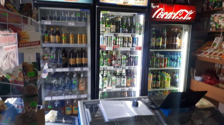 В Севастополе выявили точку незаконной торговли алкогольной продукцией