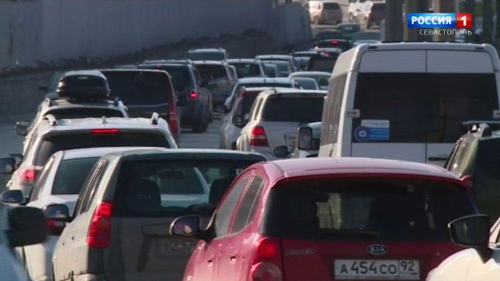 Как избавиться от пробок в Севастополе обсудили на «дорожном форуме»