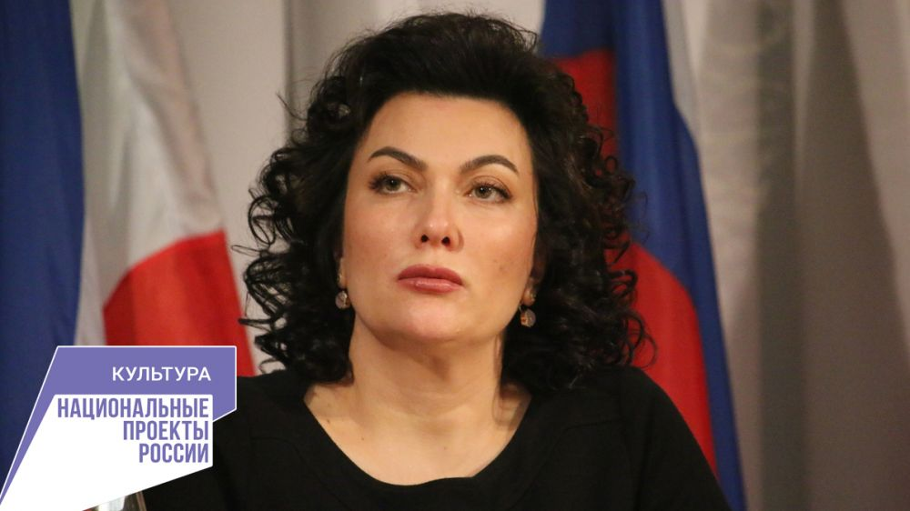 Арина Новосельская: Лучшие сельские учреждения культуры Крыма и их работники получили денежное поощрение